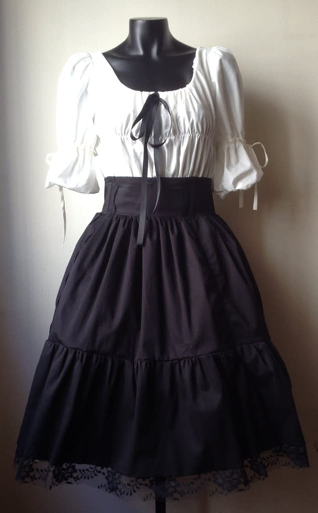 Classic Lolita Outfit